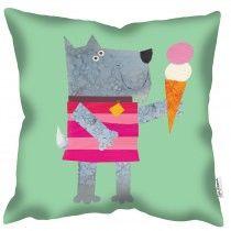 Dog Ice - Kali Stileman Cushion