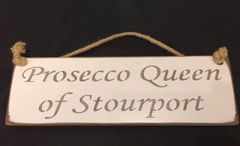 Prosecco Queen of Stourport