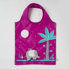 ELEPHANT FOLDABLE SHOPPING BAG