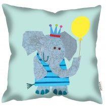 Elephant - Kali Stileman Cushion