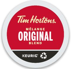 Tim Hortons Original Blend K-Cup 24-ct