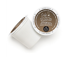 Cafe Escapes Hot Milk Chocolate 24-ct