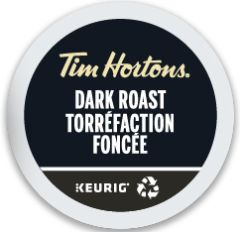 Tim Hortons Dark Roast K-Cup 24-ct