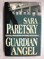 Guardian Angel by Sara Paretsky