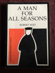 A Man for all Seasons by Robert Bolt