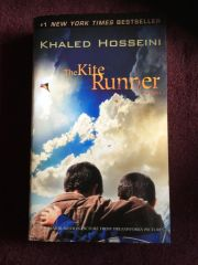 Kite Runner, The by Khaled Hosseini