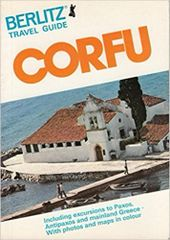 Berlitz Travel Guide Corfu
