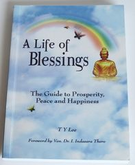 A life of Blessings by T. Y Lee