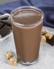 Chocolate Salted Caramel Pudding Shake (7 per box)