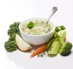 Country Chicken & Vegetable Soup Mix-In