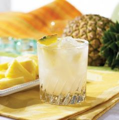 Pineapple Fruit Drink - High Protein (7 per box)
