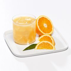 "Orange ""Madness"" Protein Boost"