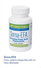 Soma-EFA® Essential Fatty Acid Supplement (120 count)
