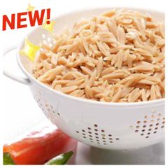 High Protein Orzo Pasta (7 per box)