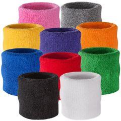 Custom Embroidered Sweatbands (per Dozen)