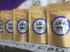 Captain Jacks CBD Pet Oil Whole Plant Extract 500mg