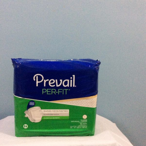 Prevail Per- Fit Adult Brief small