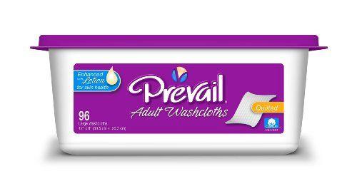 Prevail Adult wash cloth Tub (96)