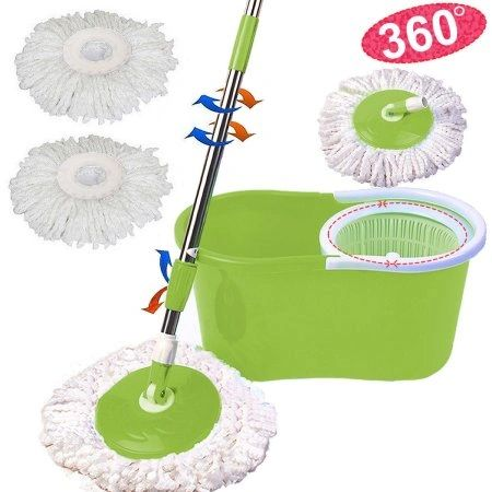 Spin Mop 360 degree