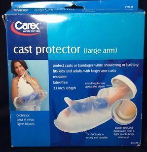Carex cast protector Arm