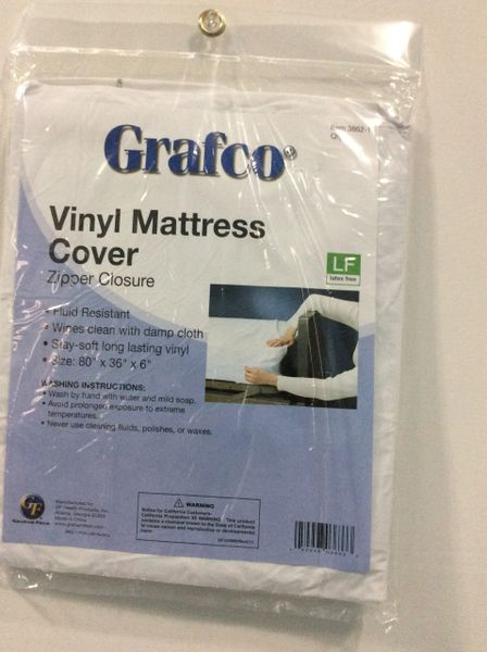 Grafco Vinyl Mattress Cover