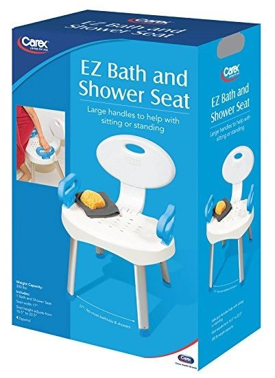 Carex EZ Bath & Shower Seat