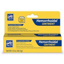 Hemorrhoid Ointment
