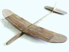 Chuck/ catapult Glider