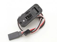 Futaba Switch Harness with Built in Charging Socket and Battery Indicator Light