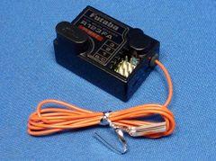 Futaba R123FA - FM40MHz 3-channel Micro Receiver
