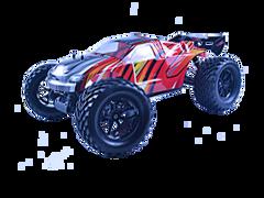 Cheetah Mechanics 1/10 NITRO 4WD RTR with 5 Litre Nitro Fuel