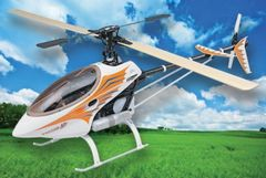Thunder Tiger Raptor 30 V2 Nitro Helicopter PNP