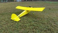 Beginner CoRo Plast Glider 1 Meter wing span RTF