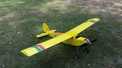 Beginner CoRo Plast Glider 3 Channel 1 Meter wing span RTF