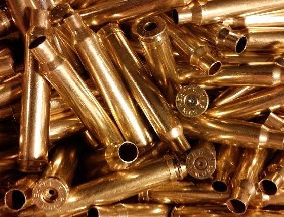 8mm Remington Magnum, Assorted Mfgr, Brass 20 pk