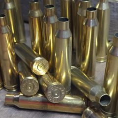 7mm Remington, 'Nosler' Brass, 20 pack