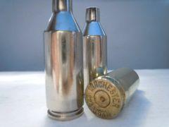 .223 WSSM, Brass / Nickel 20 pack