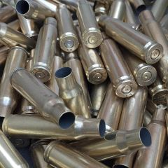 .308 Win, Assorted Mfg, Brass w/ crimp,100 pk