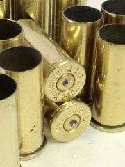 .44 S&W, Assorted Mfgr, Nickel Plated 50