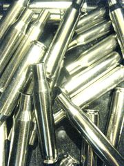.270 Win, Assorted Mfgrs, Nickel Plated 20 pk