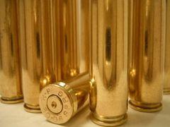 .30-06 Springfield, 'Remington', Used Rifle Brass 120 pk