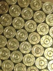 .25-06 Remington Brass 20 pk