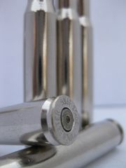 .30-06 Spr, Assorted Mfgr, Nickel Plated 20 pk