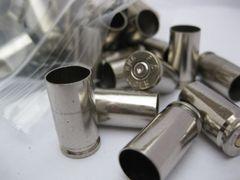 9mm, Assorted Mfgr, Nickel Plated, 250 pk