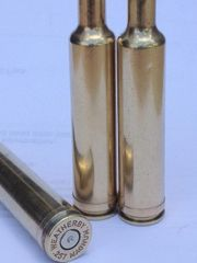 .257 Weatherby, Mixed Brass, 20Pack