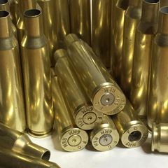 6mm Rem, 'Federal', used brass cases, 20 pk