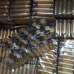 .243 Win, 'Federal', Used Rifle Brass. 120pk