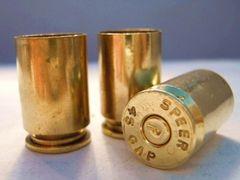 .45 G.A.P., Mixed Brass, 100 pk