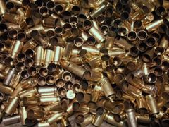 40 Smith & Wesson, Mixed, Brass 1000 piece