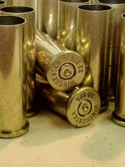 .38 Special, 'Winchester', Used Pistol Brass 100pk